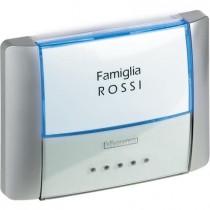 Pulsante Targa IP55 Serie Civili Bticino Tech 26108T