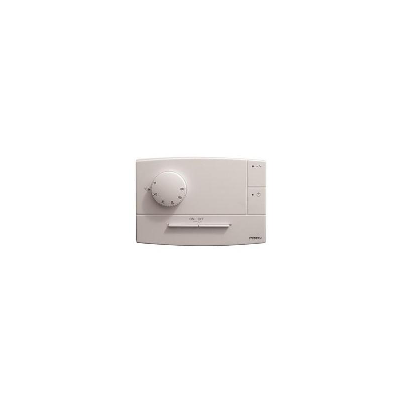 Termostato elettronico da parete perry serie zefiro for Termostato perry vecchio modello