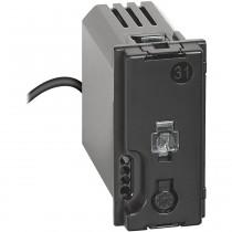 Modulo per presa connesso Bticino Living Now K4531C