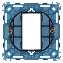 Supporto Vimar Arke 1 modulo per scatola tonda codice 19601