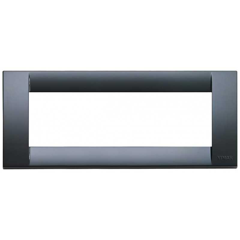Placca Vimar Idea Classica 6 Moduli  grigio grafite 16746.15