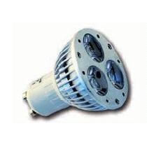 LAMPADA A LED ATTACCO GU10 1X3W 2700°K LAMPO