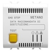 RILEVATORE GAS METANO BIANCO 12V AC/DC CHORUS GW10712 GEWISS