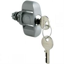 Serratura con chiave metallica SR VTR  per quadri Bocchiotti B04681