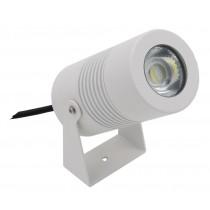 Proiettore a Led 22 W colore Bianco Bianco caldo (3000K) Lampo PROJ22WBIBC