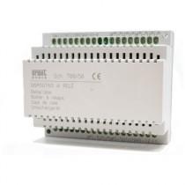  Scambiatore Urmet per 4 pulsantiere o servizi audio 788/58