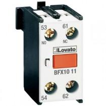 Contatto Ausiliario per Contattori serie 11BF e BF 1NA+1NC Lovato BFX1011