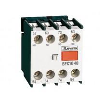 Contatto Ausiliario per Contattori serie 11BF e BF 2NA+2NC Lovato BFX1022