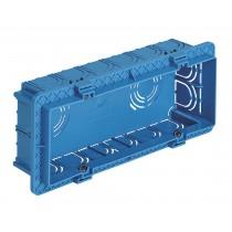 Cassetta ad incasso sei posti rettangolare Vimar V71306