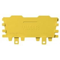 Separatore per scatole di derivazione colore Giallo Vimar V70181