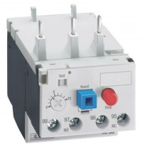 Rele' termico Lovato per protezione motore 6,3-10 A RF3801000