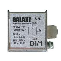 Derivatore induttivo e amplificato (1 derivazione) DI1 GALAXY