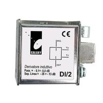 Derivatore induttivo e amplificato (2 derivazioni) DI2 GALAXY