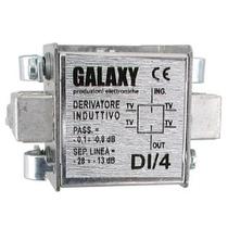 Derivatore induttivo e amplificato (4 derivazioni) DI4 GALAXY