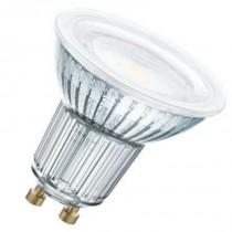 Lampada Osram GU10 6,9W equivalente 80W luce calda (3000K) 120°