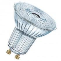Lampada Osram GU10 6,9W equivalente 80W luce calda (3000K) 36°