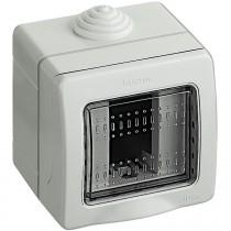 Contenitore 1 posto IP65 Idrobox Matix Bticino 25501