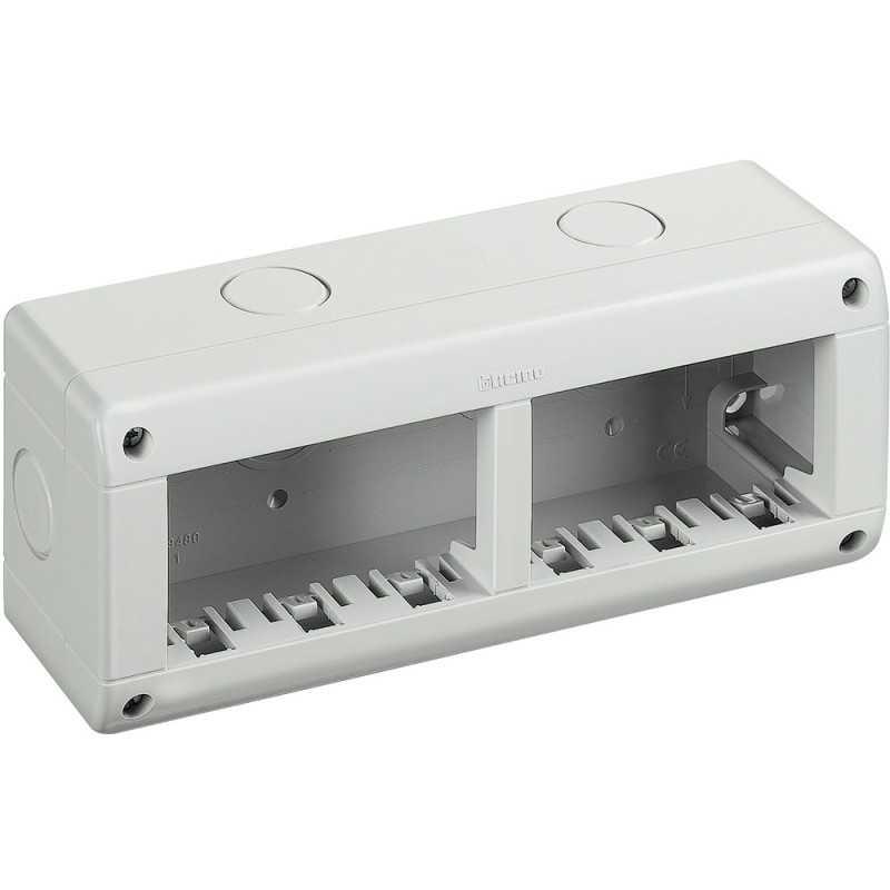 Contenitore 6 moduli IP40 Idrobox Matix Bticino 25406