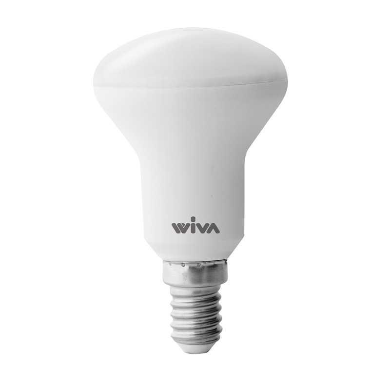 Lampada Led R50 E14 6W 3000K Wiva 12100093