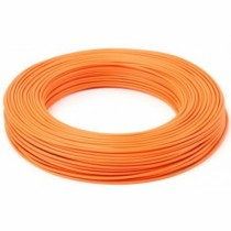Cavo unipolare antifiamma FS17 1 mmq Arancione Matassa 100 Mt