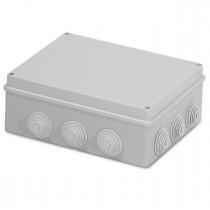 Cassetta di derivazione 240x190x90 con passacavi Master M03104