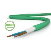 Cavo FG16OM16 2X2,5 No Smoke guiana Verde con Giallo Verde