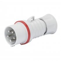 Spina CEE 3P+T cablaggio a vite IP44 32A GW60019H