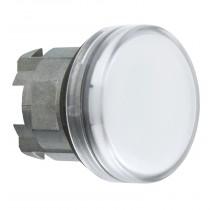 Indicatore Bianco per lampada spia foro 22 Schneider ZB4BV013