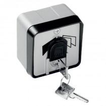 Selettore a chiave da esterno CAME 001SET-J