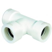 Raccordo a t diametro 20 mm Tecnogas 62015