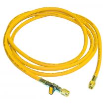 Tubazione Flessibile per vuoto di collegamento tra la pompa e il gruppo manometrico TECNOGAS 11450