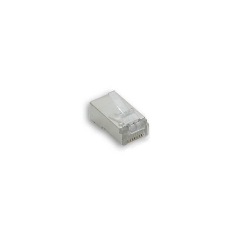 Spina Plug RJ45 categoria 6 UTP 8/8c Non schermato Fanton 23727