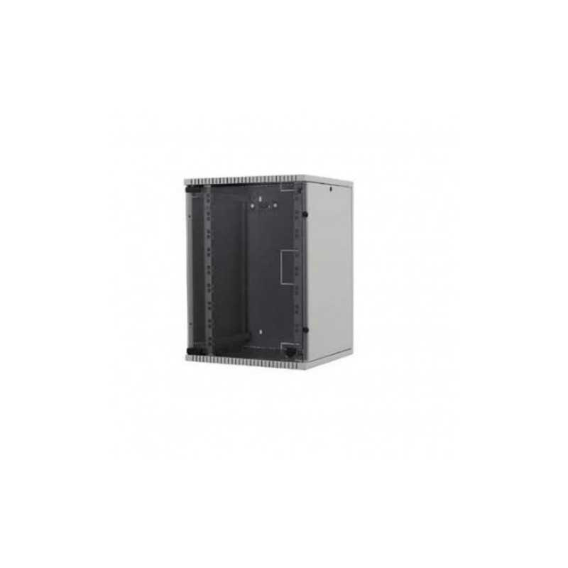 "Armadio Rack 6 U EasyCloud a parete 19"" 600x400 Fanton 28090"