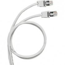 Cavo di collegamento Rj45 3Mt FTP Patch Cord categoria 5e Grigio Bticino C9230F/5E