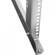 Set 2 montanti per armadio Rack 33 unità BTicino C9355U33L