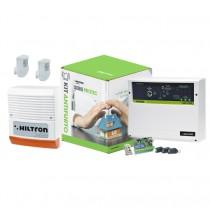 Kit antifurto con centrale Protec4 completa di accessori Hiltron KPROTEC4