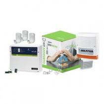 Kit antifurto con centrale Protec5X completa di accessori Hiltron KPROTEC5X