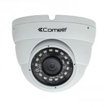 Telecamera IP Minidome ad infrarossi 4 MP con Ottica da 3,6mm  Comelit IPCAM124A