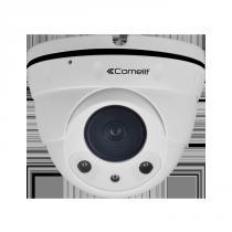 Telecamera IP Minidome 4MP con LED Array e ottica da 2,8mm a 12mm IP66 Comelit IPCAM174A