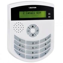 Combinatore telefonico GSM 2 ingressi e due uscite Hiltron TDC28