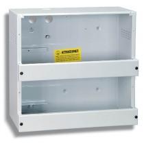 Contenitore grande per centrale antifurto con due pannelli sepratori serie TM Hiltron TM4C