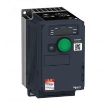 Inverter per motore trifase IP20 3kW per motori sincroni e asincroni Telemecanique ATV320U30N4C