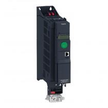 Inverter per motore trifase IP20 7,5kW per motori sincroni e asincroni Telemecanique ATV320U75N4B