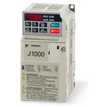 Inverter per motore monofase trifase IP20 2,2kW Omron OMR JZA22P2BAA-24665