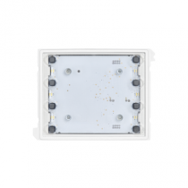 Modulo Alpha 8 tasti 2 file elettroniche con espansore Urmet 1168/8