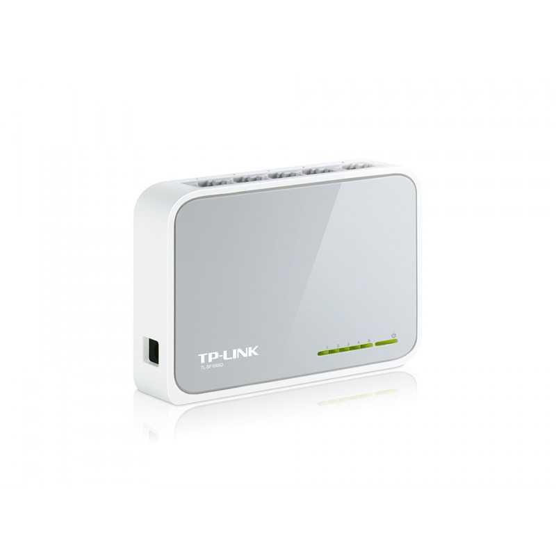 Switch Hub 10/100Mbps 5 Porte TP-LINK TLSF1005D