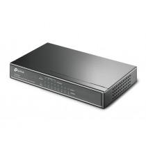 Switch Hub 10/100/1000Mbps 8 Porte e 4 Porte PoE TP-LINK TLSG1008P