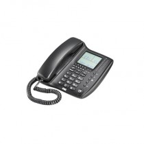 Telefono di sistema per centralini Agorà, colore grigio antracite Urmet 4058/14