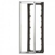 Telaio porta moduli con cornice per 4 moduli Urmet 1148/64