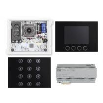 Schema Elettrico Urmet 2 Voice : Videocitofono urmet a colori per sistema 2 voice bianco 1750 1